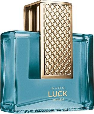 Avon Luck Limitless For Him - Eau de Toilette — Bild N1