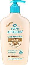 Düfte, Parfümerie und Kosmetik Regenerierende After Sun Lotion für empfindliche Haut - Ecran Aftersun Lotion For Dry Skin