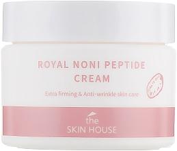 Intensiv straffende Anti-Falten Gesichtscreme mit Peptiden und Noni-Extrakt - The Skin House Royal Noni Peptide Cream — Bild N2