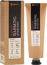 Düfte, Parfümerie und Kosmetik Wärmende Körperbutter - Phenome Tangerine SPA Warming All-Body Butter