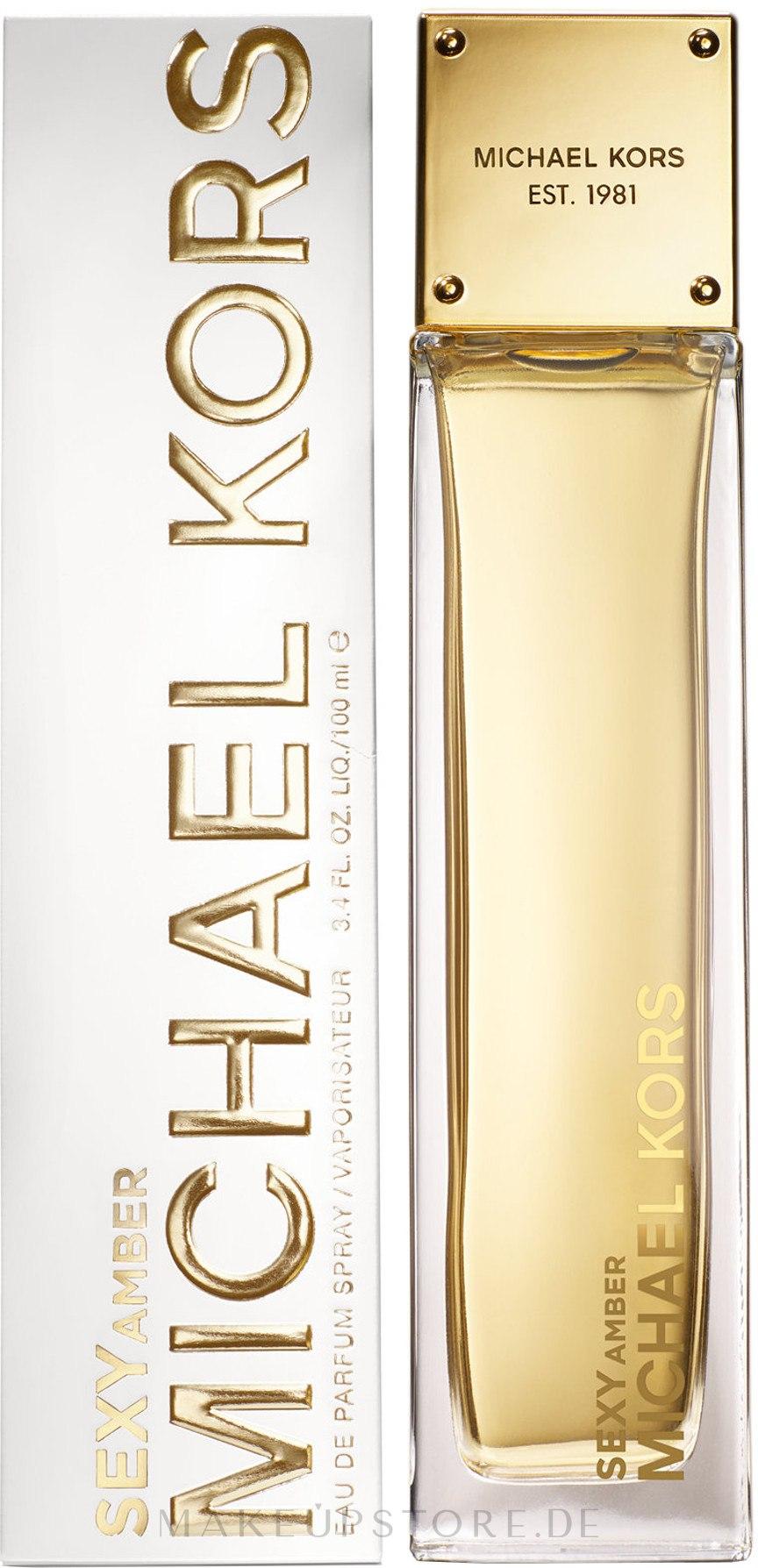 Michael Kors Sexy Amber - Eau de Parfum — Bild 100 ml