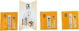 Düfte, Parfümerie und Kosmetik Haarpflegeset - GKhair Pro Line Juvexin (Shampoo 10ml + Haarcreme 10ml + Conditioner 10ml)