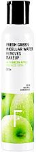 Düfte, Parfümerie und Kosmetik Mizellenwasser zum Abschminken mit grünem Apfel und Aloe Vera - Freshly Cosmetics Fresh Green Micellar Water