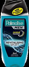 Düfte, Parfümerie und Kosmetik Revitalisierendes Haar&Körper Duschgel - Palmolive Naturals