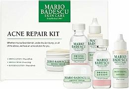 Düfte, Parfümerie und Kosmetik Gesichtspflegeset - Mario Badescu Acne Repair Kit (Gesichtslotion 2x29ml + Gesichtscreme 14g)