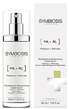 Düfte, Parfümerie und Kosmetik Revitalisierendes Gesichtsserum mit Präbiotika und Retinoiden - Symbiosis London Revitalising & Redensifying Facial Serum