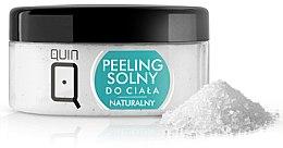 Düfte, Parfümerie und Kosmetik Natürliches Salzpeeling für den Körper - Silcare Quin Salt Body Peel Natural