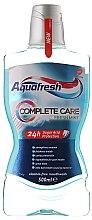 Düfte, Parfümerie und Kosmetik Mundwasser - Aquafresh Fresh Without Alcohol