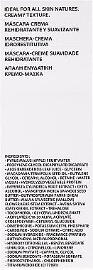 Milde Feuchtigkeitsspendende Crememaske für Gesicht - Academie Gentle Re-Hydrating Cream-Mask — Bild N3