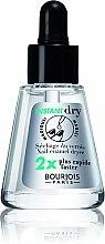 Düfte, Parfümerie und Kosmetik Nagellack-Schnelltrocknungstropfen - Bourjois Instant Dry Nail Drops