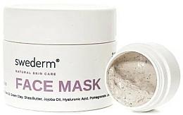 Düfte, Parfümerie und Kosmetik Pflegende Gesichtsmaske 4in1 - Swederm Face Mask (Mini)