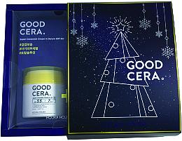 Düfte, Parfümerie und Kosmetik Gesichtspflegeset - Holika Holika Good Cera Super Ceramide Cream In Serum Gift Set (Gesichtsserum 50ml + Gesichtsserum 30ml)