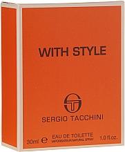 Düfte, Parfümerie und Kosmetik Sergio Tacchini With Style - Eau de Toilette