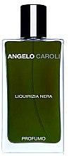 Düfte, Parfümerie und Kosmetik Angelo Caroli Liquirizia Nera - Eau de Parfum