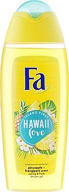 Duschgel mit Ananas Duft - Fa Island Vibes Hawaii Love Shower Gel — Bild N1