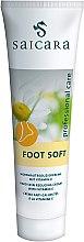 Düfte, Parfümerie und Kosmetik Hornhautreduzierende Fußcreme mit Vitamin E - Saicara Foot Soft