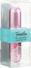 Düfte, Parfümerie und Kosmetik Nachfüllbarer Parfümzerstäuber rosa - Travalo PortaScent Hot Pink