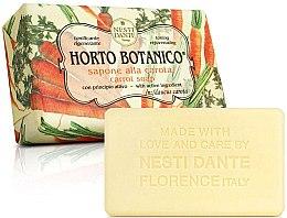 Düfte, Parfümerie und Kosmetik Naturseife Carrot - Nesti Dante Toning & Rejuvenating Soap Horto Botanico Collection