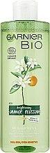 Düfte, Parfümerie und Kosmetik Mizellenwasser mit Orangenblütenextrakt - Garnier Bio Brightening Organic Orange Blossom Micellar Water
