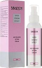 Düfte, Parfümerie und Kosmetik Anti-Aging Liftingcreme mit Schlangengift - Bingospa Viper Venom Effect Lifting Cream