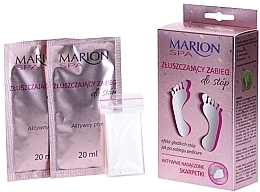 Fuß-Peelingmaske in Socken - Marion SPA Mask — Bild N2
