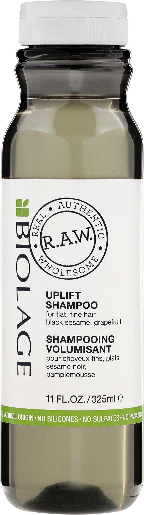 Volumebloom Shampoo für feines Haar - Biolage R.A.W. Uplift Shampoo — Bild 325 ml