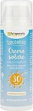 Düfte, Parfümerie und Kosmetik Sonnenschutzcreme für den Körper SPF 30 - La Saponaria Sun Cream SPF 30