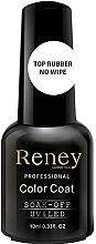 Düfte, Parfümerie und Kosmetik UV & LED Gel Nagelunterlack - Reney Cosmetics Top Rubber No Wipe