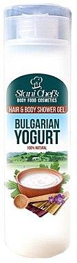 Erfrischendes Duschgel für Körper und Haar - Stani Chef's Bulgarian Yogurt Hair And Body Gel — Bild N1