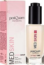 Düfte, Parfümerie und Kosmetik Anti-Falten Gesichtsserum mit Lifting-Effekt - PostQuam Med Skin Lifting Serum