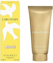 Düfte, Parfümerie und Kosmetik Nina Ricci LAir du Temps Body Lotion - Körperlotion