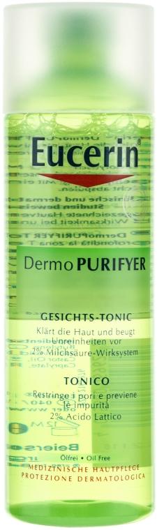 Klärendes Gesichtstonikum für Problemhaut - Eucerin DermoPurifyer Toner — Bild N1