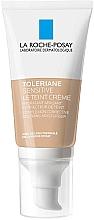 Düfte, Parfümerie und Kosmetik Feuchtigkeitsspendende beruhigende getönte Gesichtscreme - La Roche-Posay Toleriane Sensitive