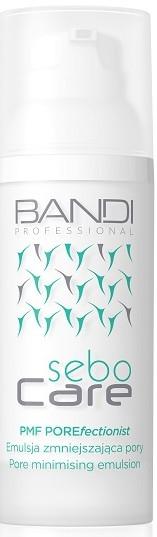 Gesichtsemulsion zur Verengung der Poren - Bandi Professional Sebo Care PMF POREfectionist Pore Minimising Emulsion — Bild N2