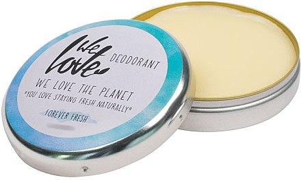 Natürliche Deo-Creme Forever Fresh - We Love The Planet Deodorant Forever Fresh — Bild N1