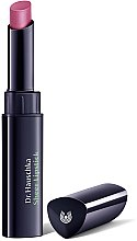 Düfte, Parfümerie und Kosmetik Transparenter Lippenstift - Dr.Hauschka Sheer Lipstick