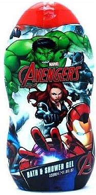 Marvel Avengers - Shampoo & Duschgel — Bild N1