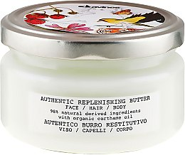 Düfte, Parfümerie und Kosmetik Regenerierende und feuchtigkeitsspendende Butter für Gesicht, Haar und Körper - Davines Authentic