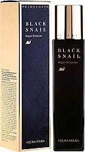 Düfte, Parfümerie und Kosmetik Gesichtsemulsion mit Mucin-Extrakt der schwarzen Schnecke - Holika Holika Prime Youth Black Snail Repair Emulsion