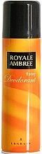 Düfte, Parfümerie und Kosmetik Legrain Royale Ambree - Deospray