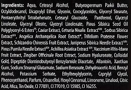 Verjüngendes Nachtcreme-Konzentrat - Natura Siberica Caviar Gold — Bild N4