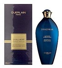 Düfte, Parfümerie und Kosmetik Guerlain Shalimar - Körperlotion