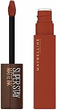 Düfte, Parfümerie und Kosmetik Flüssiger matter Lippenstift - Maybelline New York Super Stay Matte Ink Coffee Edition Liquid Lipstick