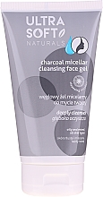 Düfte, Parfümerie und Kosmetik Tiefenreinigendes Mizellengel für das Gesicht mit Aktivkohle - Tolpa Ultra Soft Micellar Face Gel