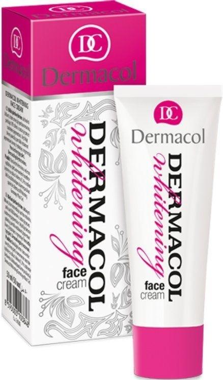 Aufhellende Gesichtscreme - Dermacol Whitening Face Cream — Bild N1