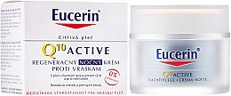 Anti-Aging Nachtcreme - Eucerin Q10 Active Night Cream — Bild N1
