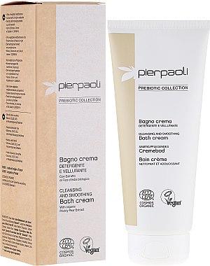 Samtig pflegendes Cremebad - Pierpaoli Prebiotic Collection Bath Cream — Bild N1