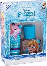 Düfte, Parfümerie und Kosmetik Air-Val International Disney Frozen - Kinderset (Eau de Toilette/30ml + Duschgel/70ml)