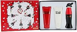 Düfte, Parfümerie und Kosmetik Moschino Cheap and Chic - Duftset (Eau de Toilette 50ml + Duschgel 100ml + Körperlotion 100ml)
