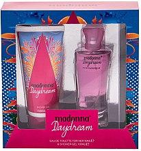 Düfte, Parfümerie und Kosmetik Madonna Nudes 1979 Daydream - Duftset (Eau de Toilette 50ml + Duschgel 100ml)